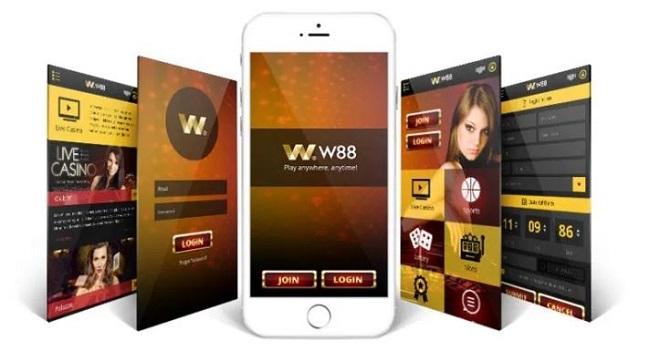 Trải nghiệm thế giới W88 trực tiếp trên app di dộng