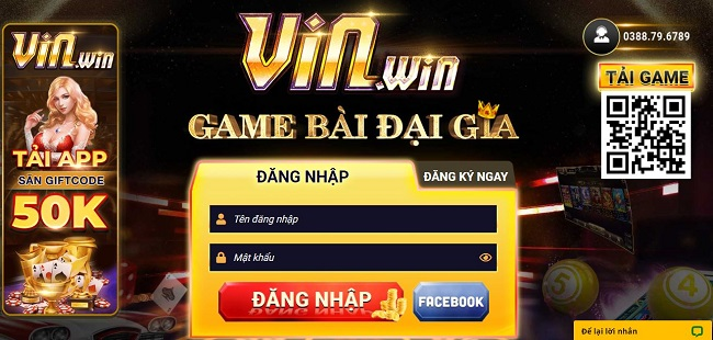 cach choi game bai vin win