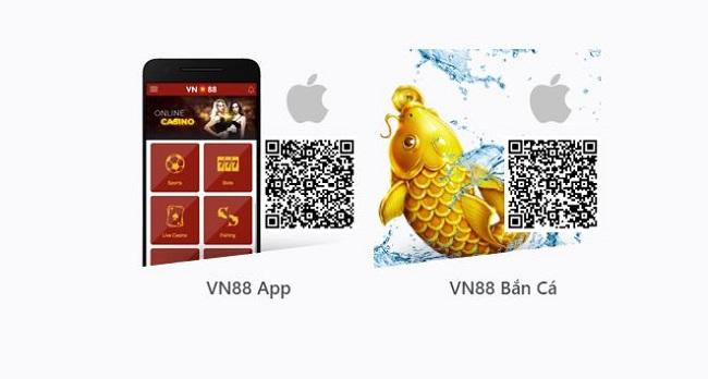 Cach cai dat App Vn88 tren di dong