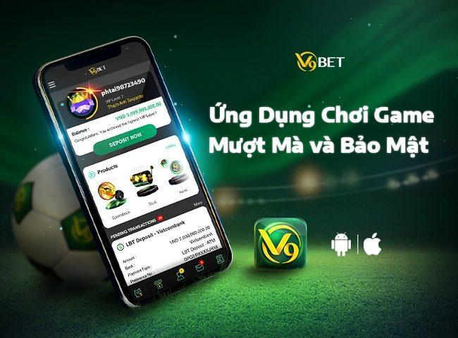 cai dat app v9bet