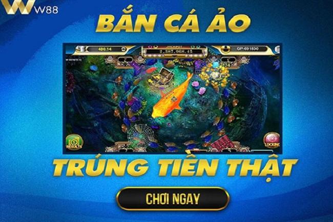 ban ca doi thuong tai w88