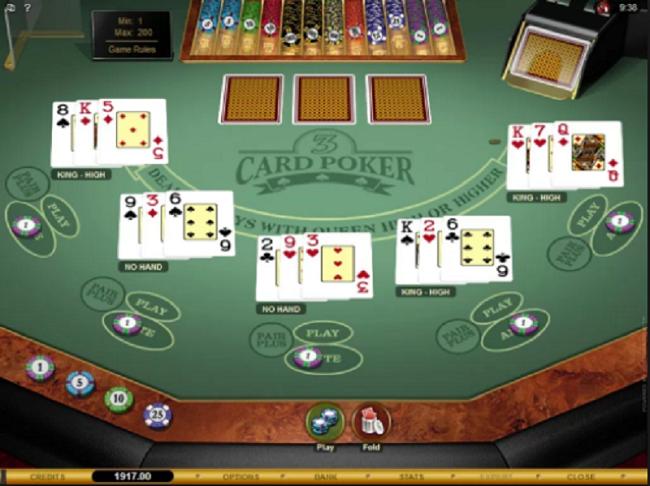 Kinh nghiem choi poker tai w88